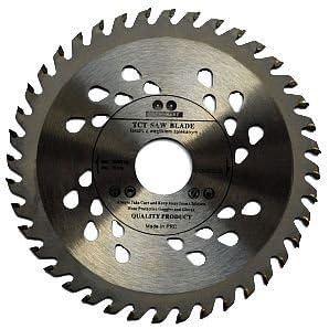 40 dientes 180 x 20 mm 180 mm discos de calidad superior para cortar madera Hoja de sierra circular