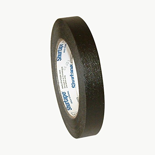 Shurtape CP-632 Colored Masking Tape: 3/4 in. x 60 yds.