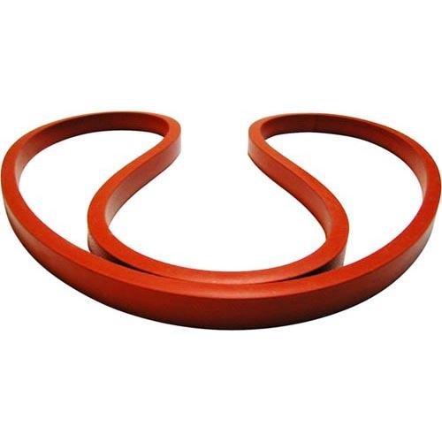 (B K Industries G0016 Gasket Orange Silicone Lid For Bk Industries Fryer Fkm Oem # 321658 )