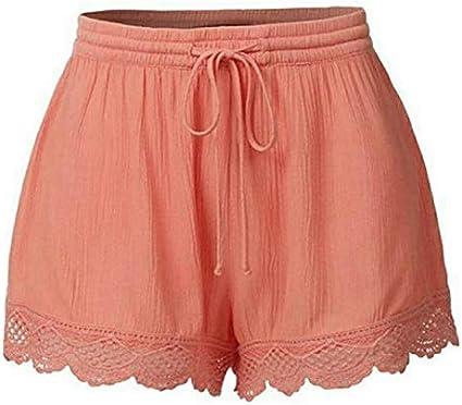 Amazon Com Uboxdeal Women Shorts Summer Beach Mini Short Mujer Pantalones Cortos Garden Outdoor