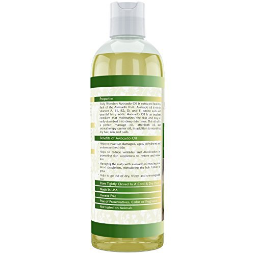 Body-Wonders-Avocado-Oil-16-Fl-Oz-Hexane-Free-Supports-Healthy-Hair-Skin-Nails
