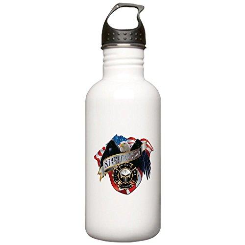 CafePress - SoaH Logo Water Bottle - Stainless Steel Water Bottle, 1.0L Sports Bottle