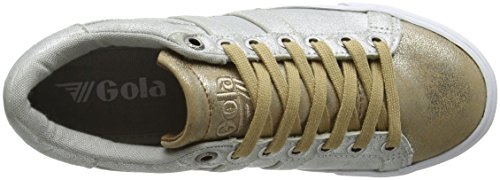 Sneaker Silver Jy Silver Donna Argento Orchid Gola Metallic Super Gold Gold 1vctnqXw