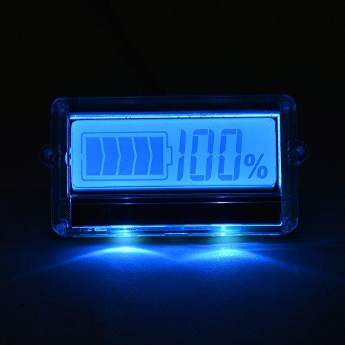 xcsource 8-63V LCD Lead-acid Lithium-ion Battery Capacity...
