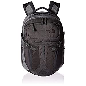 The North Face Recon Backpack - TNF Dark Grey Heather/TNF Medium Grey Heather