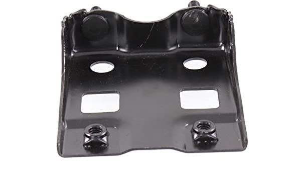 TO1162103 Bumper Bracket Fits 2014-2016 Toyota Tundra Rear Left Or Right Side