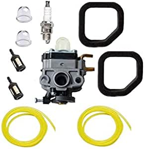 HQparts Carbruetor for 2018 Craftsman 30 cc 4 Cycle Gas Trimmer Craftsman cmxgtamdaxsc or MTD 41adaxsc793