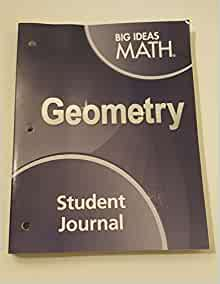 Top Five Big Ideas Math Student Journal Answers Algebra 2
