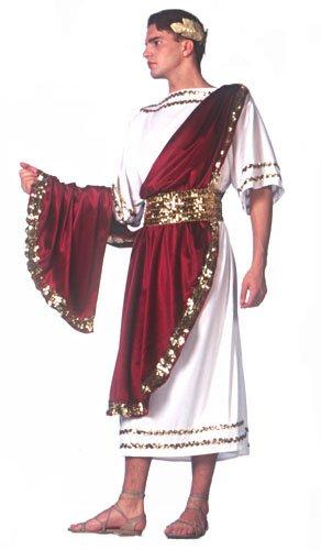 Deluxe Julius Caesar Adult Costume - Mens Small