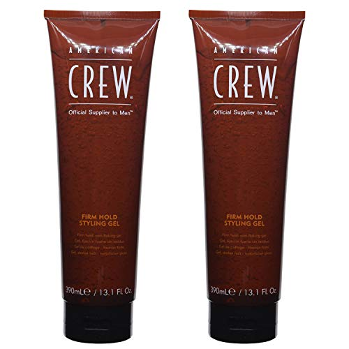 American Crew Firm Hold Styling Gel, 13.1 Fluid Ounce (Pack of 2)