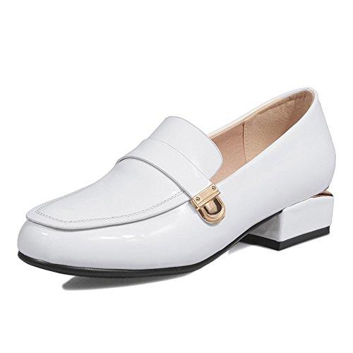 Zapatos Mujer Primavera/Cabeza redonda en los pies con zapatos/estilo coreano casual zapatos de Inglaterra C
