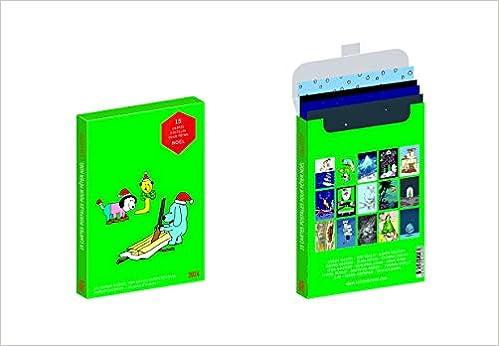 Amazon.com: 15 cartes postales pour fêter noël (French Edition
