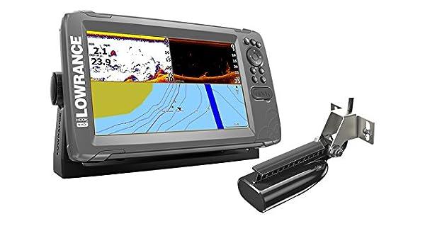 Lowrance 000-14182-001 Hook2 Splitshot HDI - Buscador de Pescado y Plotter para Tarjetas (22,86 cm), Color Negro: Amazon.es: Electrónica
