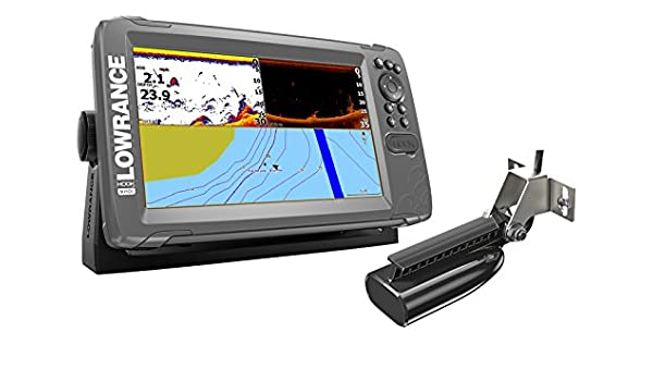 Lowrance 000 – 14182 – 001 hook2 Split Shot HDI, Pescado Finder y ...