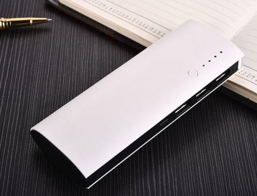 50000mAh 3 USB Backup External Battery Power Bank Pack Charg
