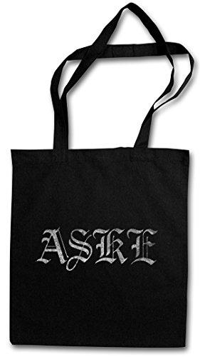 ASKE Hipster Shopping Cotton Bag Cestas Bolsos Bolsas de la compra reutilizables