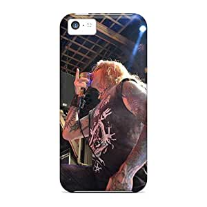 Iphone 5c MYx14951MwzR Customized Fashion Coal Chamber Band Pictures Anti-Scratch Hard Phone Cases -CharlesPoirier