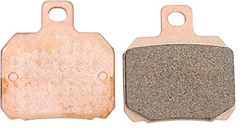 EBC Double-H Sintered Front/Rear Brake Pads ()
