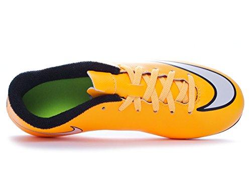 Nike - Jr Mercurial Vortex Ii Fgr - Coleur: Amarillo - Taille: 37.5 6caakm