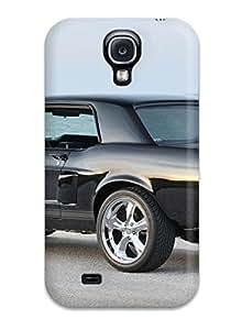 New Tpu Hard Case Premium Galaxy S4 Skin Case Cover(1967 Mustang) by icecream design