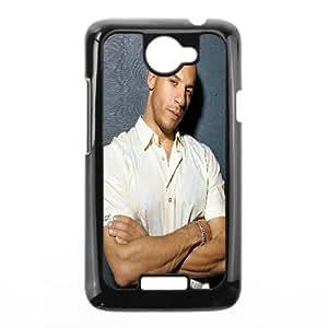 HTC One X Cell Phone Case Black Vin Diesel Hpsqk