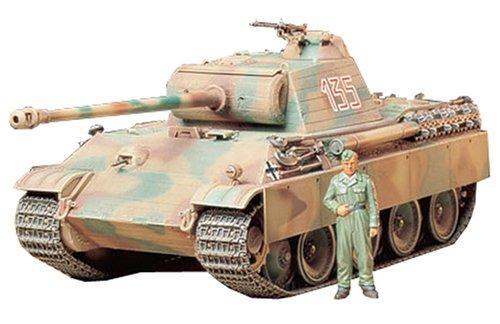 タミヤ1 / 35ミリタリーミニチュアシリーズパンサーG初期タイプ B01KBOSAHE