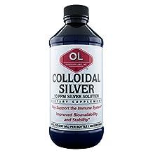 Olympian Labs Colloidal Silver, 8 Ounce