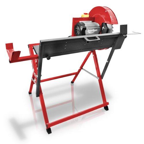 Brennholz Wippsäge 2200 W - 400 mm Sägeblatt