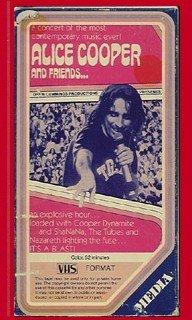 848543ffe76b5 Amazon.com: Alice Cooper and Friends: Alice Cooper, Nazareth, The ...