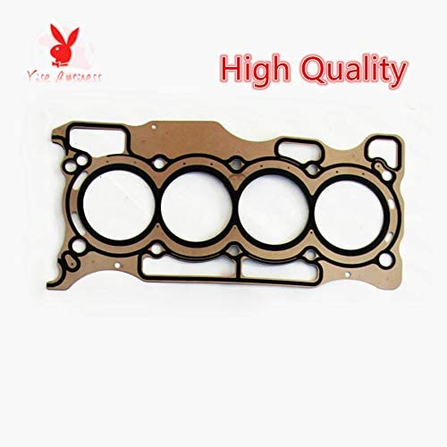 yise-P099 New FOR NISSAN MICRA III TIIDA VERSA 1.6 HR16DE Engine Parts Metal Cylinder Head Gasket Engine Gasket 11044-BC20B 10183500 11044-BC20A AH6280 DHL 5-9 days can be received