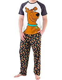 Scooby Doo Mens Pajamas