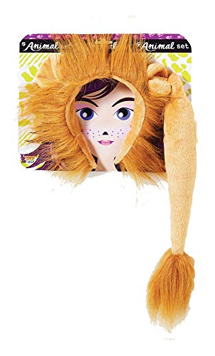 Lion Ears And Tail Set