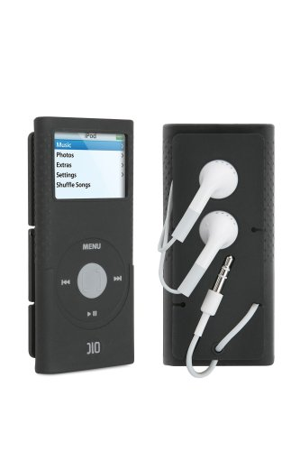 DLO Jam Jacket with Headphone Cable Management for iPod nano 2G (Ipod Jacket)
