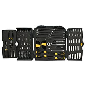 Stanley 97-543 150-Piece Mechanics Socket and Tool Set