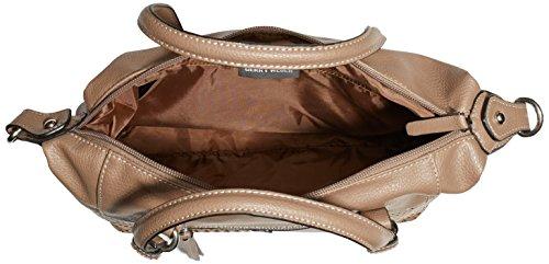 Donna Gerry Borsa Gone By 752 A Days mud Handbag braun Marrone Mano Weber n4F8qnxwa