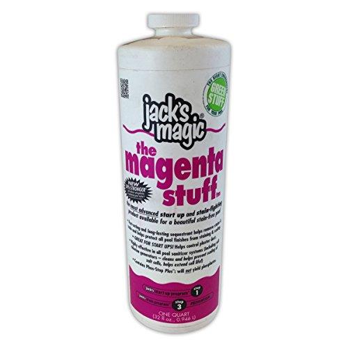 JACK'S MAGIC JACKS MAGIC THE MAGENTA STUFF- JMMAGENTA032