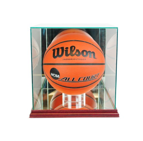Perfect Cases NBA Rectangle Basketball Glass Display Case, ()