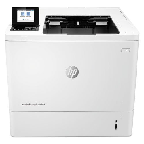 - Laserjet Enterprise M608Dn Laser (K0Q18A#BGJ) (HP) (Renewed)