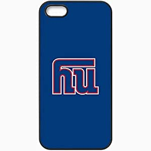 Personalized Case For HTC One M8 Cover Cell phone Skin Nfl New York Giants Sport Black