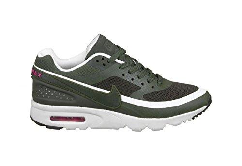 Nike 819638-301, Zapatillas de Trail Running para Mujer Verde (Cargo Khaki / Cargo Khaki-Summit White)