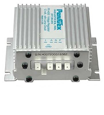 New Original Penntex External Alternator Voltage Regulator PX4000, Also Replaces PX2000, PX3000, PX4000F