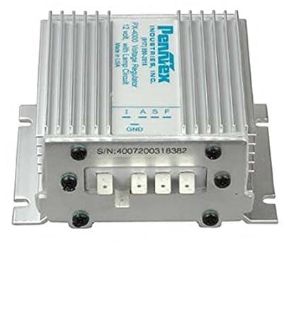 New Original Penntex External Alternator Voltage Regulator PX4000 Also Replaces PX2000 PX3000 PX4000F