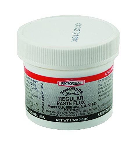 Rectorseal 14000 1.7-Ounce Nokorode Regular Paste Flux