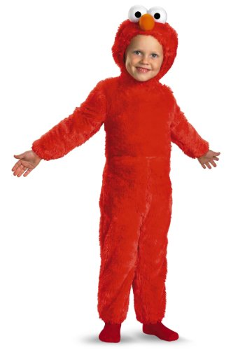 Elmo Comfy Fur Costume - Small -