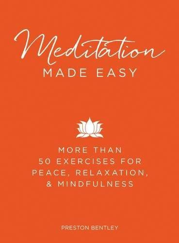 Meditation Made Easy Relaxation Mindfulness product image