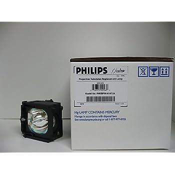 Amazon.com: Samsung HL-S6165W HLS6165W Lamp with Housing BP96 ...