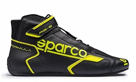 Sparco Formula RB-8.1 Racing Shoes 00001251 Size: 43, Blue//White