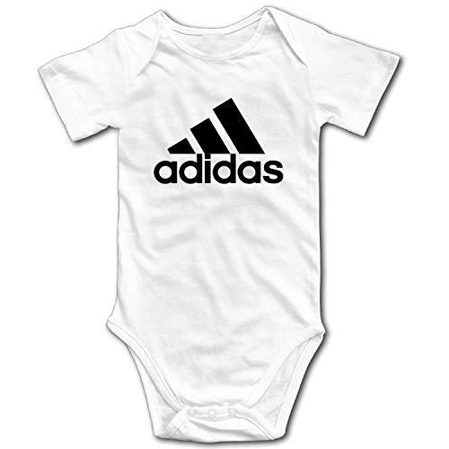 Replica Unisex Baby Infant Fashion Onesies Bodysuit Romper White