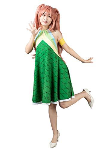 Cosfun Wendy Marvell Dragon Squama Version Cosplsy Costume mp003425