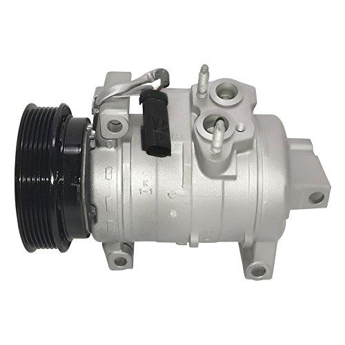 RYC Remanufactured AC Compressor and A/C Clutch (Dodge Ac Compressor Clutch)